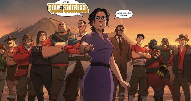 Miss pauling big ass The Assistant Is Here Uncalled For Tf2
