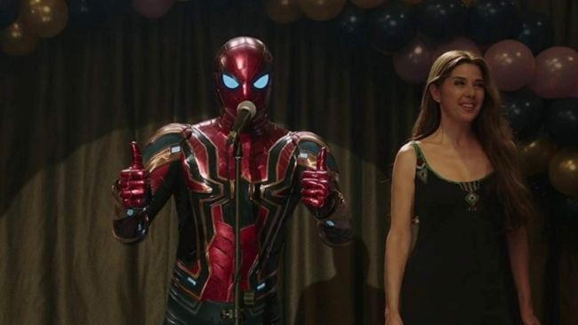 chapter 1 8 months later  spiderman far from home
