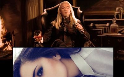 Chapter 4   Different ways *Lucius Malfoy Love Story*