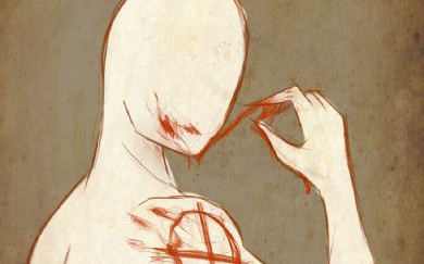 N.O (Slenderman x Stubborn! Fem! Reader) | Creepypasta One ...