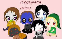 My Babies (Gender Neutral Reader) | Creepypasta One Shots! :3